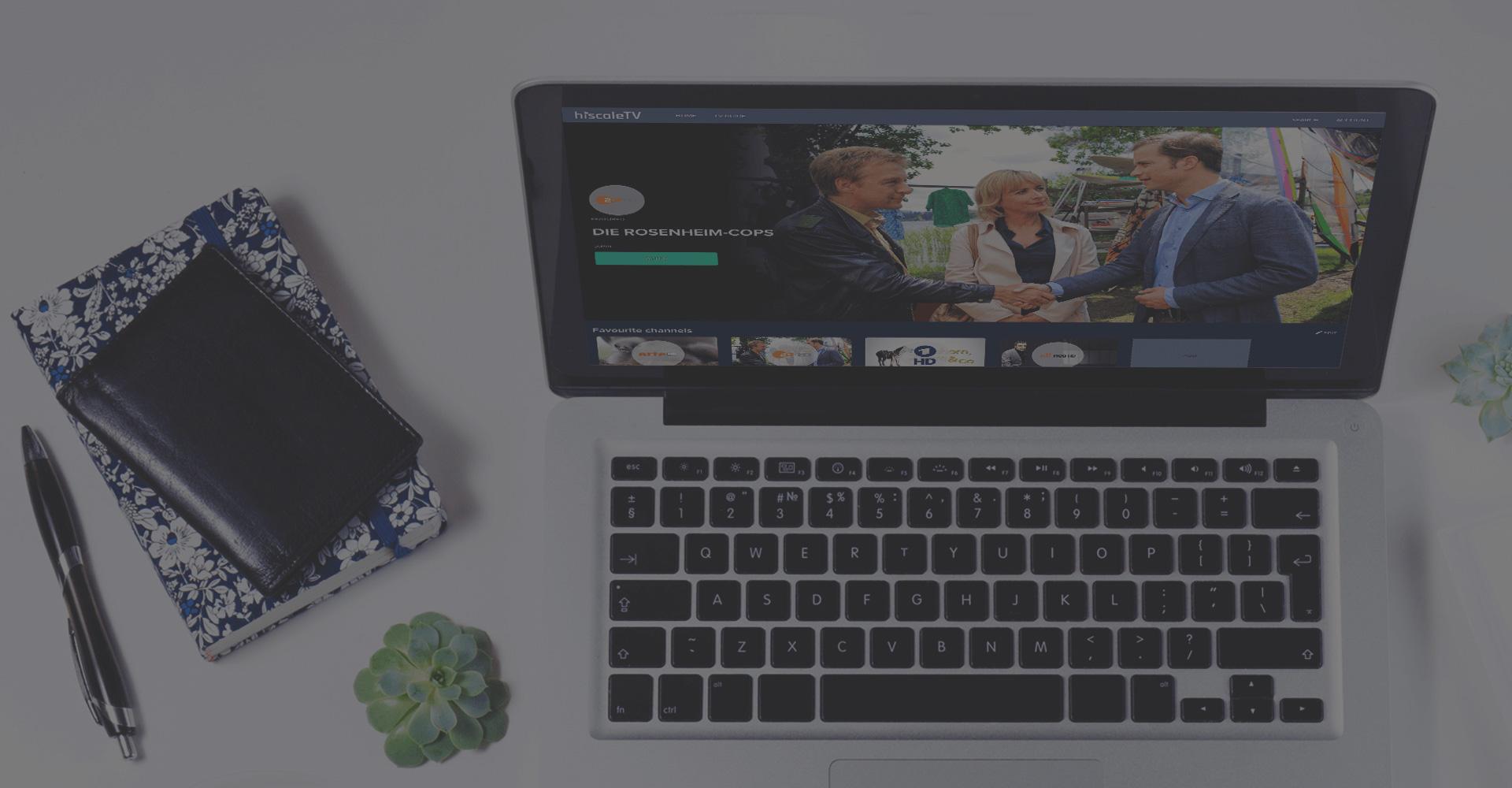 Live and VOD OTT Platform | SVOD, TVOD and AVOD | Magine Pro