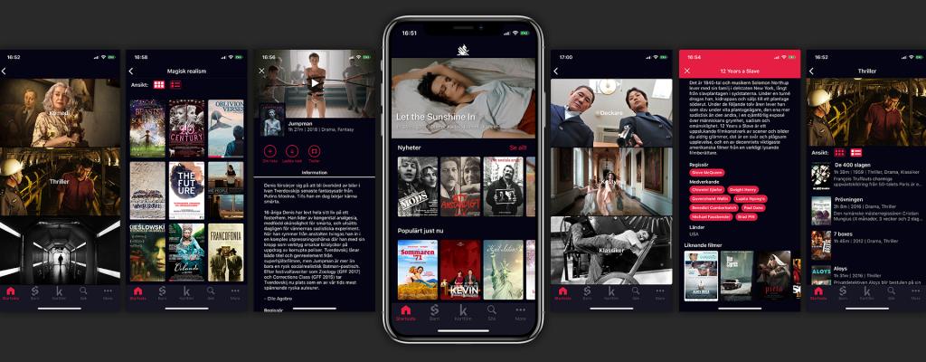 Film streaming service, Draken Film